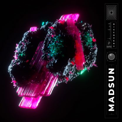 MADSUN - Discovery-Cover